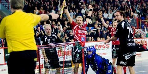 Balrog klart for semifinal