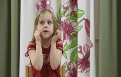 Barn berättar om kärlek