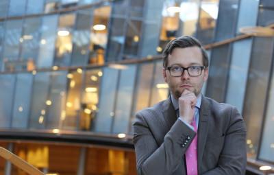 Mats Löfström. Foto: Annica Lindström