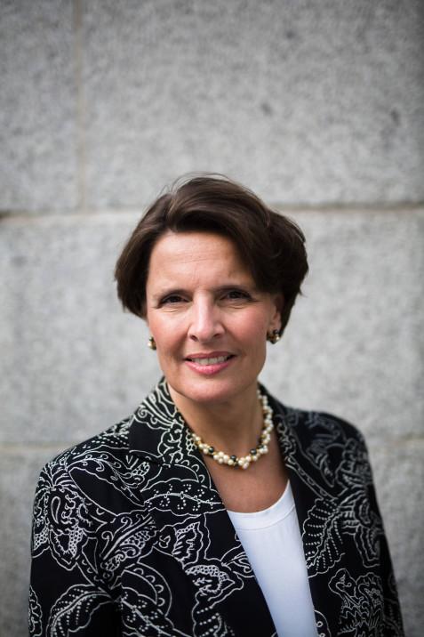 Ålandsminister Anne Berner. Foto: Sakari Piippo/Statsrådskansliet
