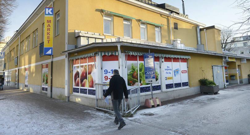 I och med att Citylivs stänger försvinner den sista matbutiken från Torggatan.