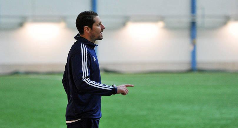 TAR ÖVER Craig Wight blir ÅU:s huvudtränare för resten av säsongen och har fortsatt ansvar över målvaktsträningen.