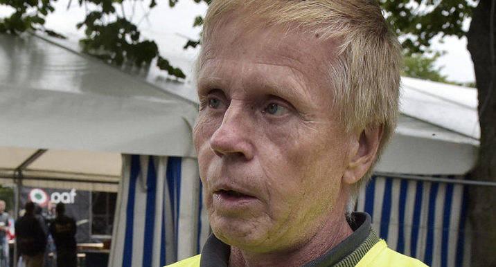 BEHÖVER PENGAR Föreningen Nordens vikarierande verksamhetsledare Bror Myllykoski hoppas att besväret till Högsta förvaltningsdomstolen leder till ett höjt Paf-stöd.