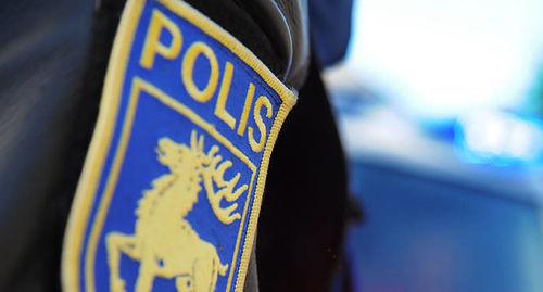 HADE R�TT Polisen kontrollerade en f�rare som verkade vara p�verkad.