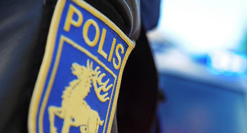 HADE RÄTT Polisen kontrollerade en förare som verkade vara påverkad.