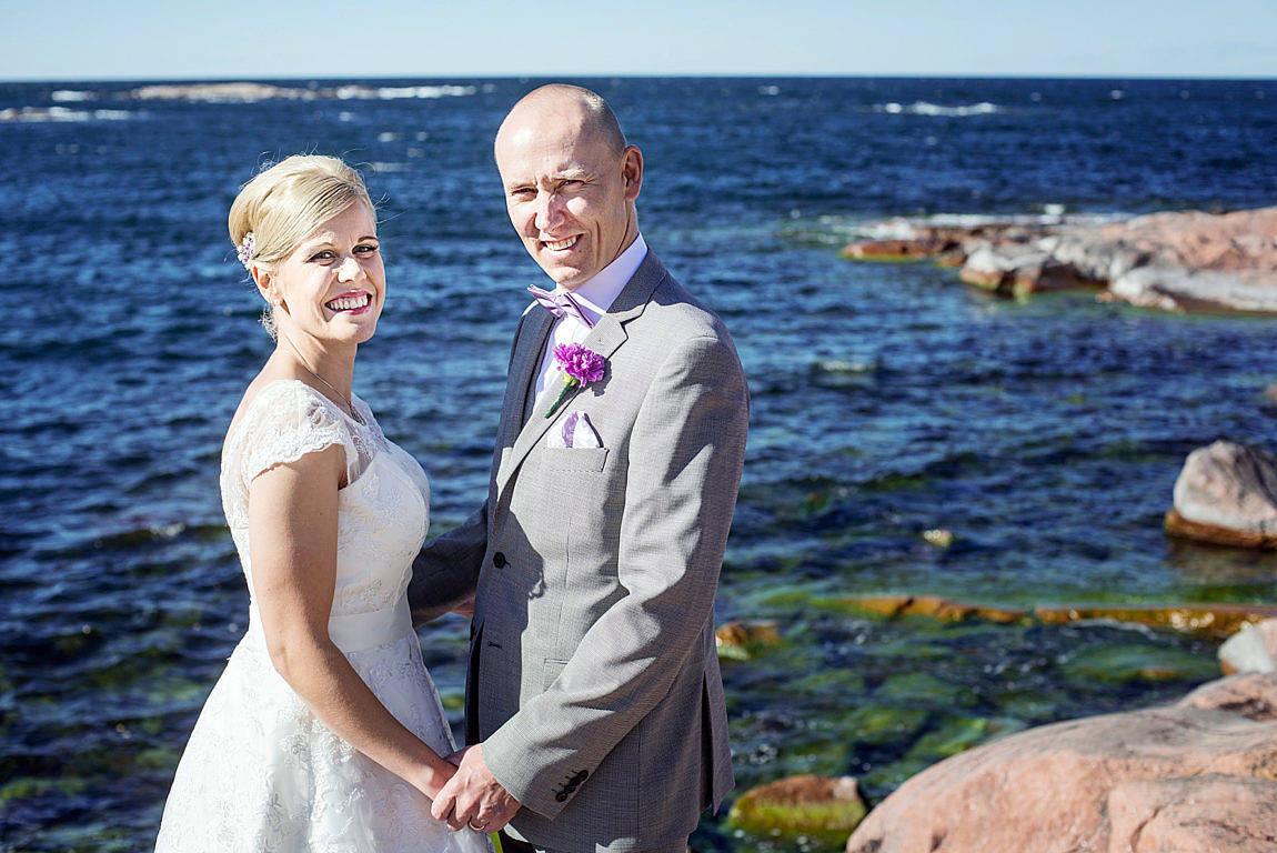 Anna Björkroos och Ove Jansson, båda från Saltvik Nääs, vigdes lördagen den 27 augusti i Saltviks kyrka. Gemensamt efternamn blir Björkroos. Vigseln förrättades av kyrkoherde Jon Lindeman.