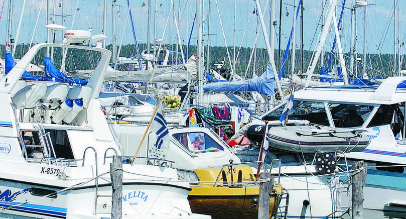 KONTRAPRODUKTIVT. Mats Löfström varnar för att en båtskatt kan slå mot skärgårdsturismen och småbåtstillverkningen och i slutändan påverka både ekonomi och sysselsättning negativt.