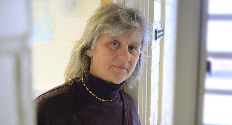 ORDFÖRANDE Astrid Olhagen är ordförande i förbundet Ålands Sjödagar. Det slutliga beslutet om framtid beslutar förbundet men personligen ser hon inga goda förutsättningar för Sjödagarna 2017.