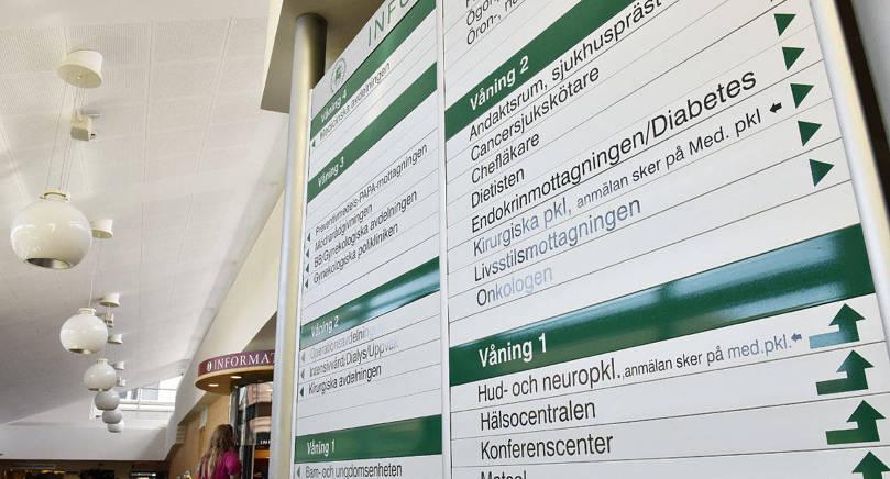 KONTROLL Alla ÅHS-vårdanställdas legitimationer har kollats och tre av många hundra anställda saknade giltig legitimation.