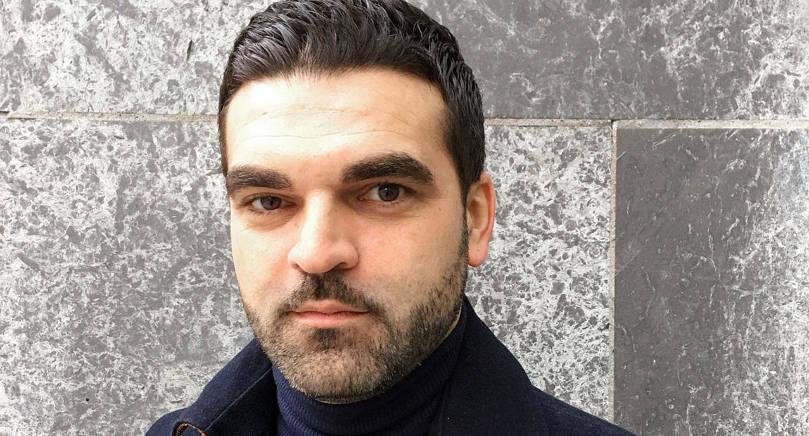 MARKNADSDIREKTÖR Goran Ristic från Uppsala ska leda Pafs marknadsavdelning.