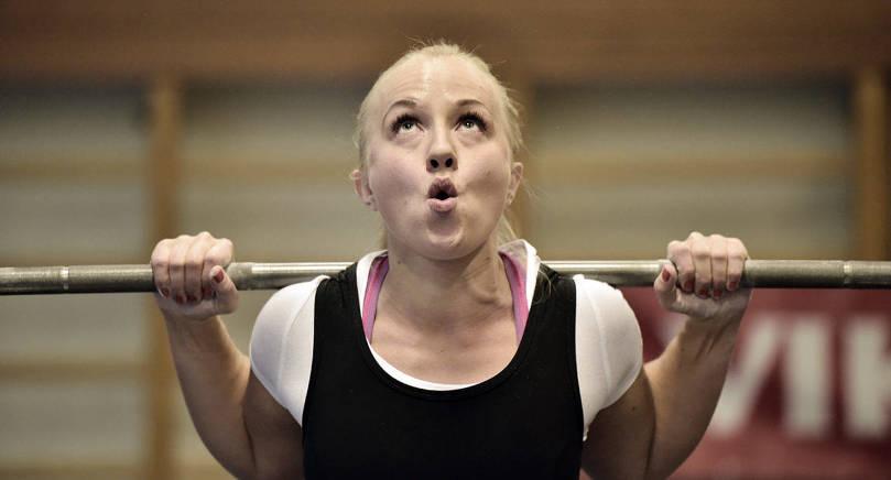 Finskt brons i 57 kilo