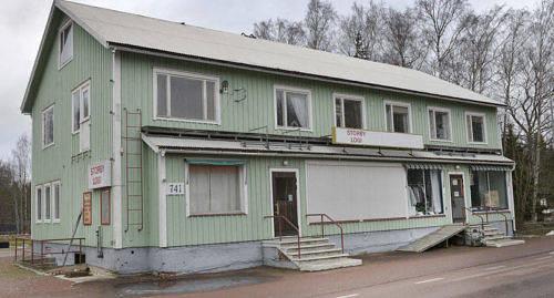 PANT Logifastigheten och fastigheten där Storby livs & café tidigare verkade är säkerhet för banklånen.