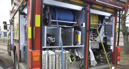 PÅVERKAR INTE Den nya räddningsmyndigheten innebär flera administrativa fördelar men den operativa verksamheten påverkas inte.