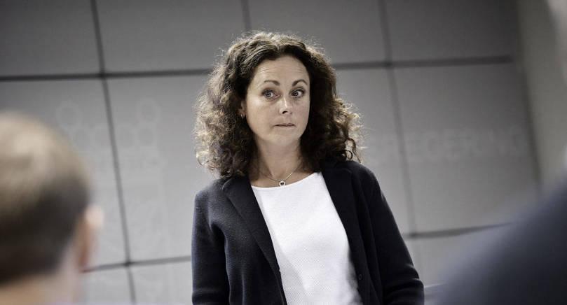 Sandra Rasmussen är socionom med en mastersexamen i utveckling och ledarskap inom hälso- och sjukvård.