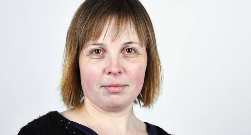 NYA PSALMER Karin Erlandsson har varit med i kommittén som valt ut sånger som nu ingår i ett tillägg till den finlandssvenska psalmboken.