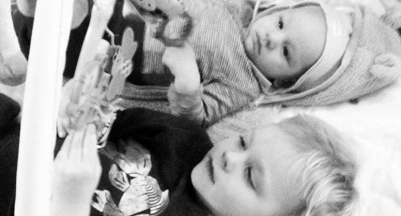 Den 3 oktober 2016 föddes Alvar. Han var 61 cm lång och vägde 3860 gram. Föräldrarna heter Anna Sundström och Jacob Norström Ridderborg, storebror är Elmer 2,5 år. Familjen bor i Lemland.