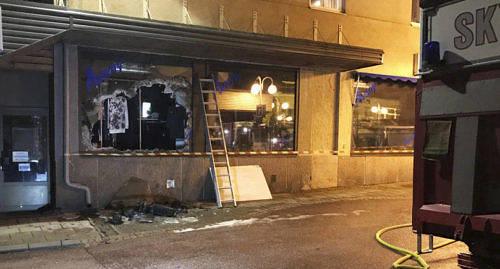 OVISS FRAMTID Inom kort ska orsaken till branden som totalförstörde Aveny vara fastställd. I nuläget vet butiksinnehavaren Lasse Nylund inte om han kommer att starta upp butiken på nytt.