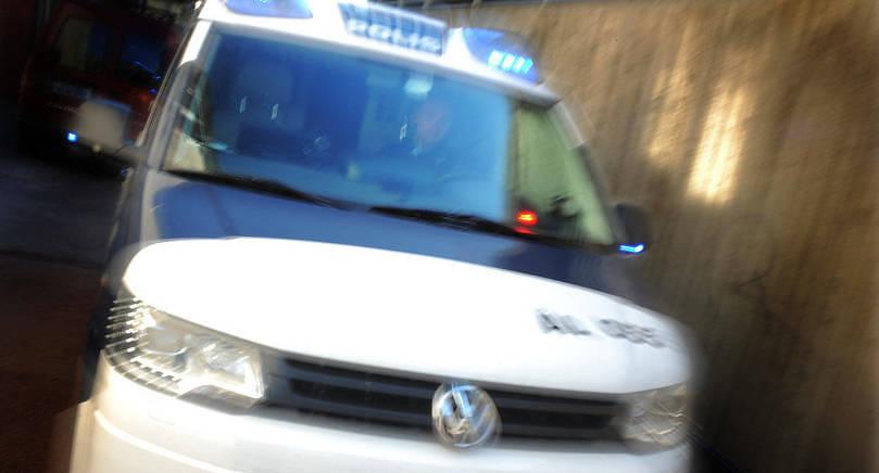 FULLT UPP Polisen fick ett ovanligt stökigt fredagsdygn.