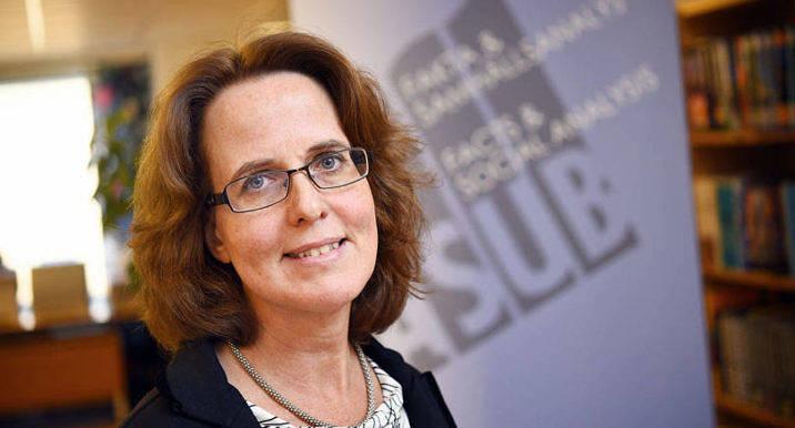 STATISTIK GER UNDERLAG –Oberoende statistik är en nyckelfunktion för att få fram fakta för beslutsfattande, debatt och forskning, säger Åsubs direktör Katarina Fellman.