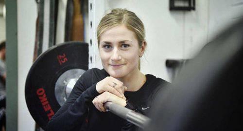 TÄVLAR I FM Hanna Wiss deltar i inomhus-FM i Jyväskylä i helgen. Troligen springer hon bara 60 meter trots att hon också är anmäld till längdhoppet.