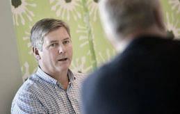 HAR MISSTANKAR Åland posts vd Henrik Lundberg känner till det misstänkta skattefusket och har sina misstankar om vilket företag det rör sig om.