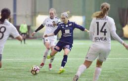 KLARA FÖR CUPEN Under fredagen lottades Finlands cup för damer och för Åland Uniteds del väntar division 2-laget FC Esboo i åttondelsfinal.