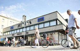 TILLTÄNKT LOKAL Lindex vill till Åland och i bolagats näringstillståndsansökan uppges platsen för butiksverksamheten bli Zeipels varuhus.
