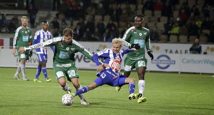 TUFF LOTTNING Regerande ligamästaren IFK Mariehamn ställs mot anrika HJK i kvartsfinal av Finlands cup. Matchen spelas i Eckeröhallen söndagen den 19 mars.