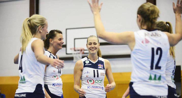 NÄRA AVANCEMANG Jomala IK:s damer är bara en match ifrån att vinna division 2 och därmed ta steget upp i division 1.