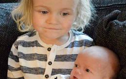 Selma föddes den 28 januari klockan 07.08. Hon var då 50 cm lång och vägde 3450 gram. Storebror är Sixten 2 år. Föräldrarna heter Maria Johansson och Ronnie Madison. Familjen bor i Mariehamn.