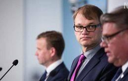 HÖGSTA NIVÅN Statminister Juha Sipilä är ordförande för ministerutskottena där Ålandsärenden kunde behandlas.