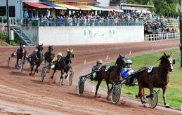 PREMIERAR OPLACERADE HÄSTAR Från och med säsongspremiären 29 april betalar Ålandstravet 50 euro till oplacerade hästar som genomför ett godkänt lopp.