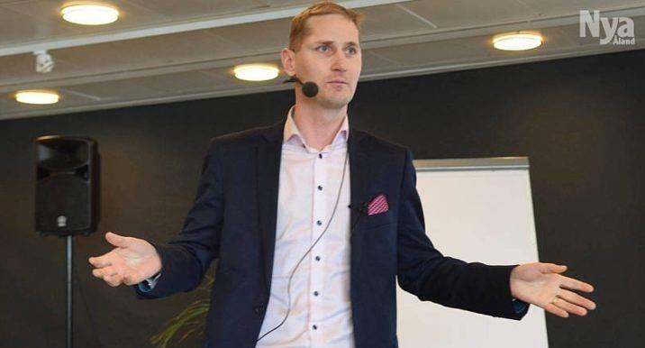 NYCKELROLL Lagstiftningen är Ålands i särklass starkaste tillgång när det kommer till digitalisering, menar digitaliseringsrådets ordförande Thomas Lundberg.