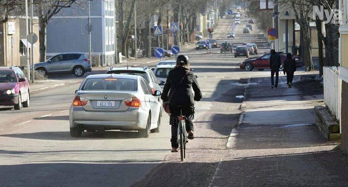 CYKLAR Landskapsregeringen bör göra upp ett fordonspolitiskt program, anser insändarskribenten och lyfter fram cykelns potential.