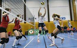 INGET BESLUT Jomala IK:s damer har, enligt tränare Aldis Jaundzeikars, inte tagit något beslut huruvida laget spelar i division 1 nästa säsong eller inte.