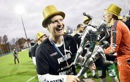 KLIRR I KASSAN Guldåret 2016 genererar välbehövliga pengar för IFK Mariehamn ab. I bokslutet för 2016 uppvisar IFK ab vinst på över 310 000 euro.