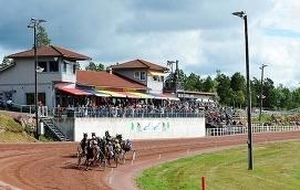 STEG I RÄTT RIKTNING Ålandstravet arrangerar sex tävlingar nästa år. Fem av dem tv-sänds.