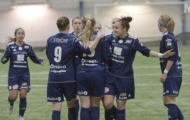 KAN FÖRSTÄRKAS Enligt ordförande Peter Lindbäck förhandlar Åland United just nu med en anfallare.