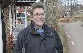 FÖRENINGSAKTIV René Sköld har inga problem med sysselsättning på fritiden.