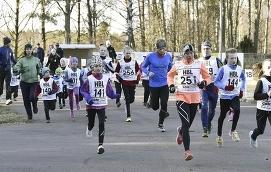 ANDRA TERRÄNGCUPEN Tisdagens terrängcup i Jomala var den andra för i år. Första deltävlingen avgjordes tisdagen 11 april.