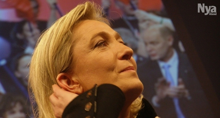 Marine Le Pen. Foto: Antoine Bayet - Wikimedia Commons