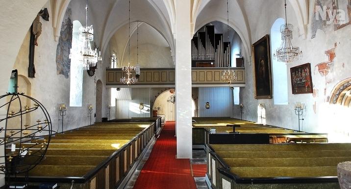 Saltviks kyrka