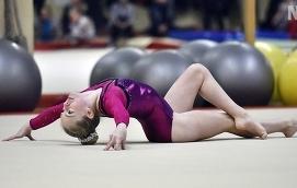 BÄST Frida Eriksson hade en riktigt lyckad tävling i Helsingfors och tog hand om tre av fem guldmedaljer i klass E.