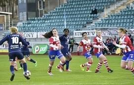 PUBLIKEN SVIKER Åland United fortsätter tappa publik. Lördagens hemmamatch mot GBK lockade 145 personer och i hemmapremiären kom bara 93 personer.