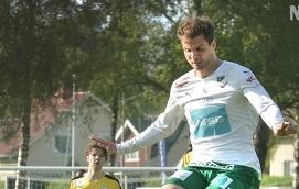 LINDRIGT SKADAD Enligt IFK:s fystränare Kristoffer Weckström förväntas anfallaren Aleksei Kangaskolkka vara ur spel en till två veckor.