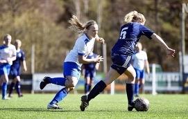 DRAR SIG UR Allt tyder på att Jomala IK:s damer drar sig ur Upplandsserien division 5. Det menar lagledare Katarina Eriksson.