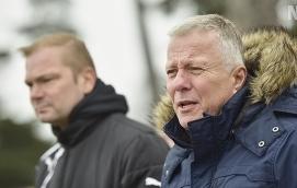 FÖRVÅNAD Klubbdirektör Peter Mattsson säger sig vara mycket förvånad över ryktena om att 24-årige Dominique Badji skulle vara aktuell för IFK.