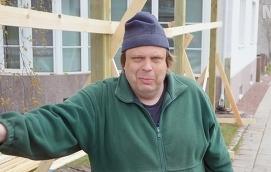 ALLT I ALLO Dagens ålänning Peter Danielsson gillar att snickra, segla och fiska.