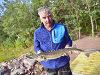 OVANLIGT BYTE Klas Gustafsson har fiskat i över 50 decennier, men gårdagens stör är en fångst han sent glömmer.