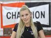Ida Zetterström har lämnat garaget på Åland bakom sig, i alla fall för den närmaste tiden. Nu hägrar USA och världsfinalerna på South Georgia Motorsports Park.